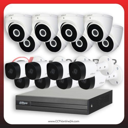 Paket CCTV Dahua Cooper 2MP Fixed 16CH
