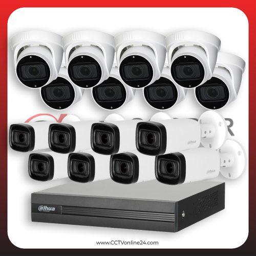 Paket CCTV Dahua Cooper 2MP Varifocal 16CH