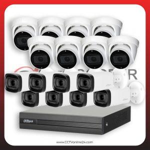 Paket CCTV Dahua Cooper 5MP Varifocal 16CH
