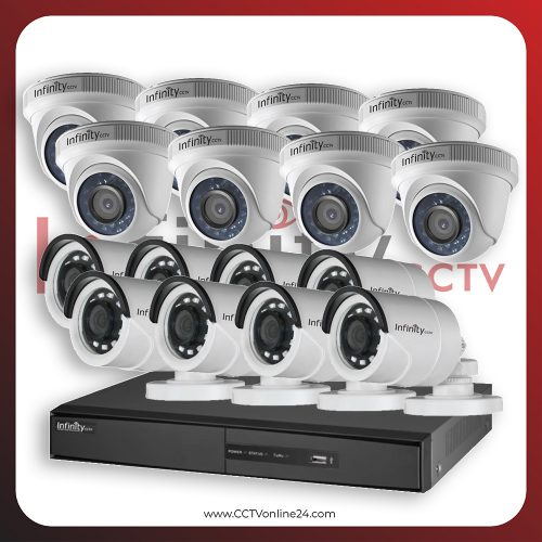 Paket CCTV Infinity 2MP Fixed 16CH