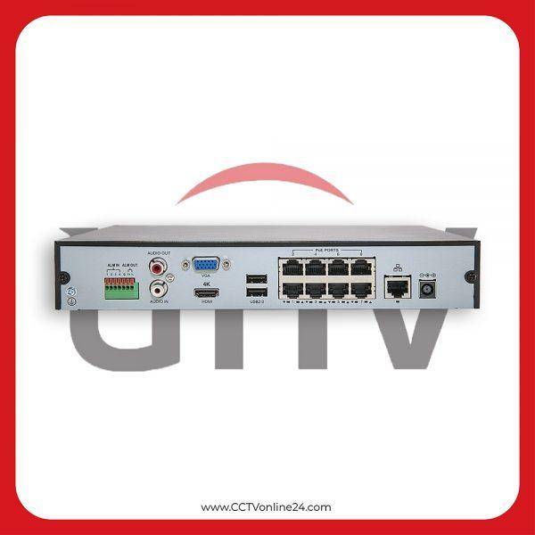 NVR Uniview NVR301-08E