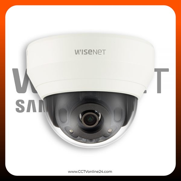 Samsung Wisenet IP Camera QND-6020R