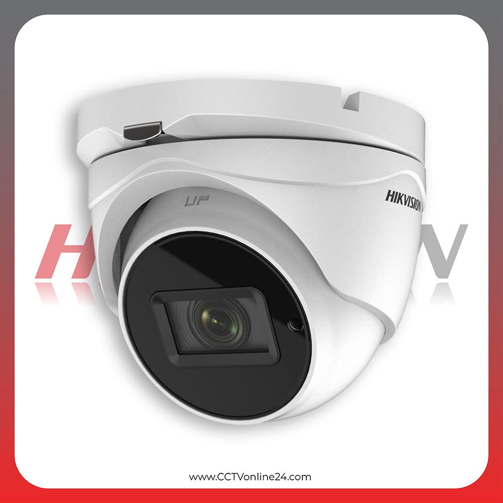 Hikvision DS-2CE79U1T-IT3ZF Varifocal 8.3 MP 4K Eco Turbo HD 3.0