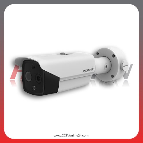 Kamera CCTV Thermal Pendeteksi Suhu Tubuh Hikvision DS-2TD2617B-3/PA