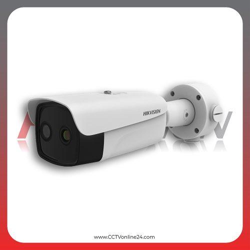 Kamera CCTV Thermal Pendeteksi Suhu Tubuh Hikvision DS-2TD2636B-15/P