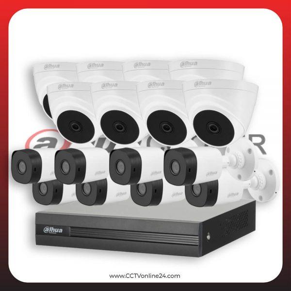 Paket CCTV Dahua Cooper 2MP Lite Fixed 16CH