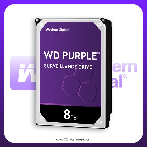 WD Purple 8TB