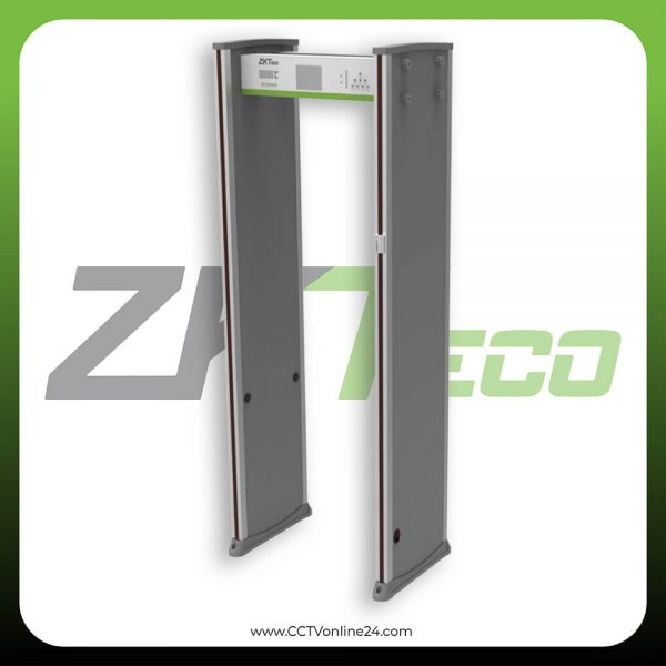 Security Gate Fever Detection ZK-D3180S 18
