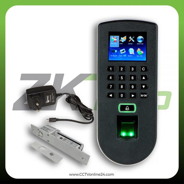 Paket Instalasi ZKTeco F19