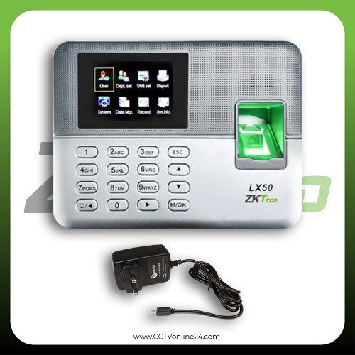 Paket Instalasi ZKTeco LX50