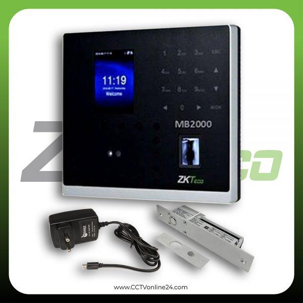 Paket Instalasi ZKTeco MB2000