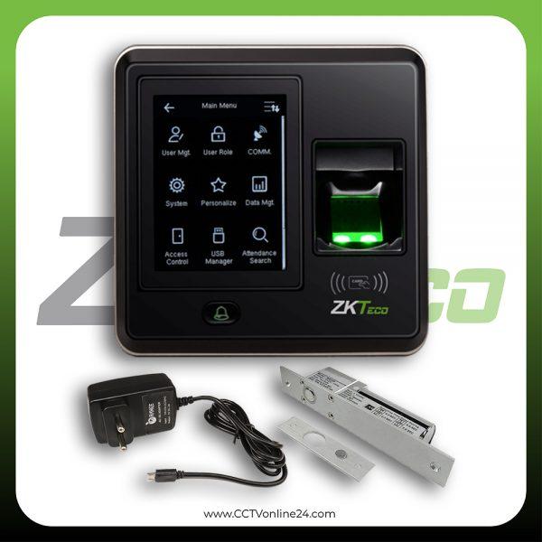 Paket Instalasi ZKTeco SF300