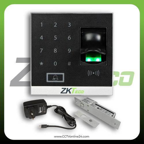Paket Instalasi ZKTeco X8s