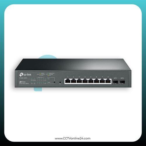 TP-Link T1500G-10MPS 8 Port