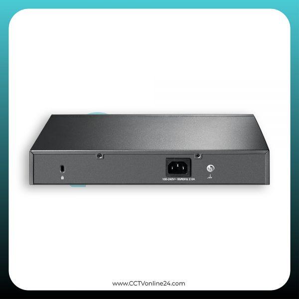 TP-Link T2500G-10MPS 8 Port