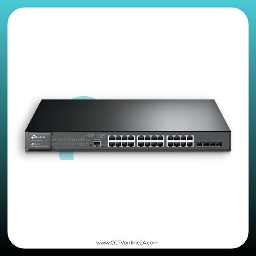 TP-Link T2600G-28MPS (TL-SG3424P) 24 Port