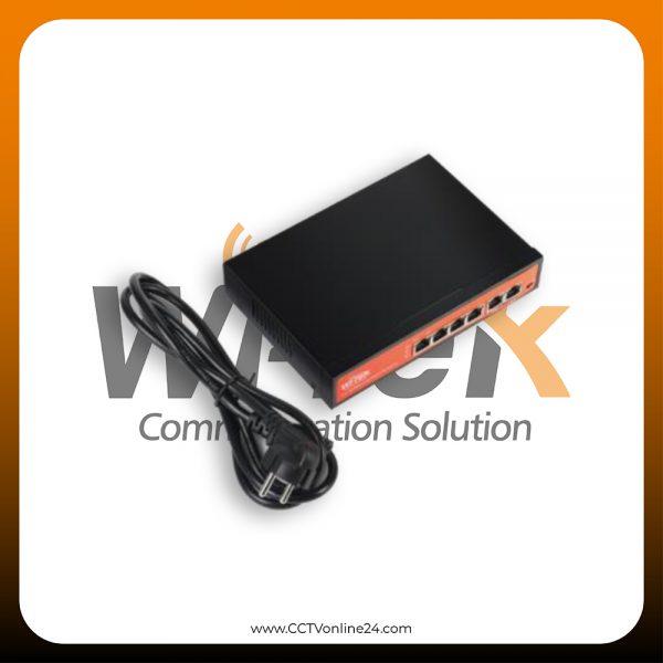 WiTek WI-PS205 4 Port