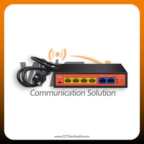 WiTek WI-PS205H 4 Port