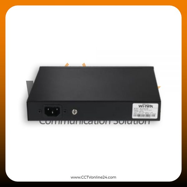 WiTek WI-PS210G 8 Port