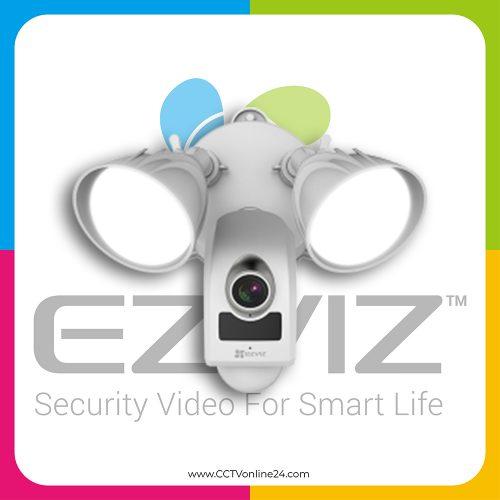 Ezviz LC1 2MP Smart Wi-Fi CCTV With Lamp